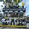 Fresh Lemonaid at the Orange County Fair in Costa Mesa California