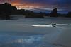 Sunrise on Bandon Beach, Oregon