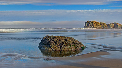 Bandon Beach Morning