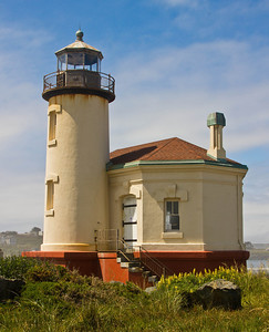 Coquille River Lighthouse at Bullard's Beach