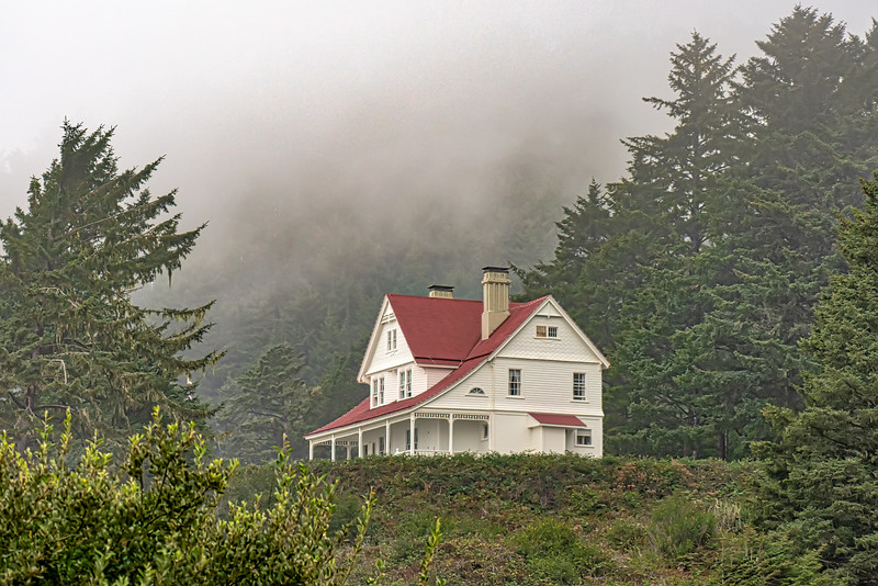 Heceta Head Lighthouse, OR