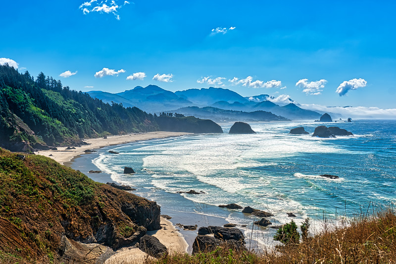 Ecola state park, OR