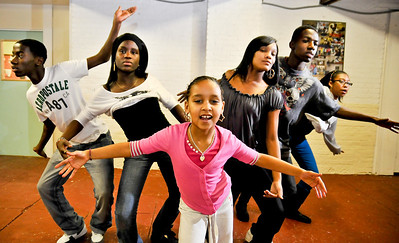 Operation Unite, Hudson, NY: teen dance program