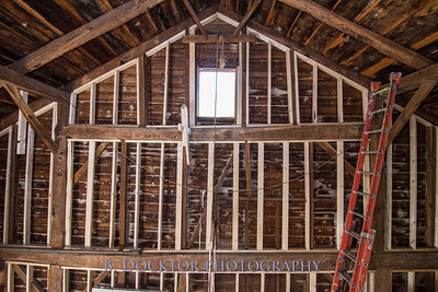 Barn renovation in Ghent NY