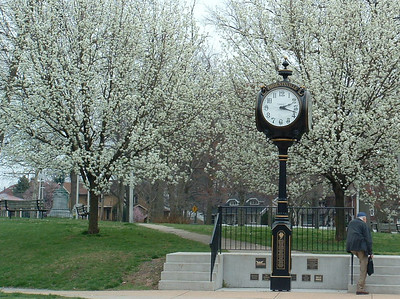 Phoenixville in the Spring