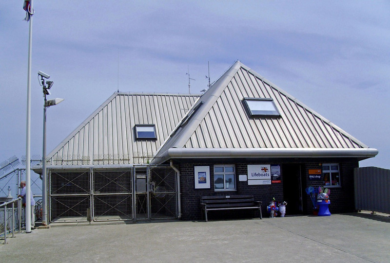 Lowestoft Lifeboat Station.  10th July 2011