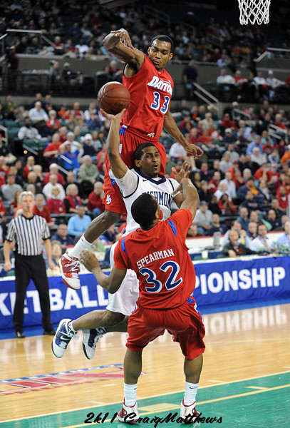 Richmond vs Dayton in the Atlantic 10 Championship