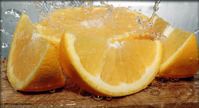 """""""Tangy Orange"""""""