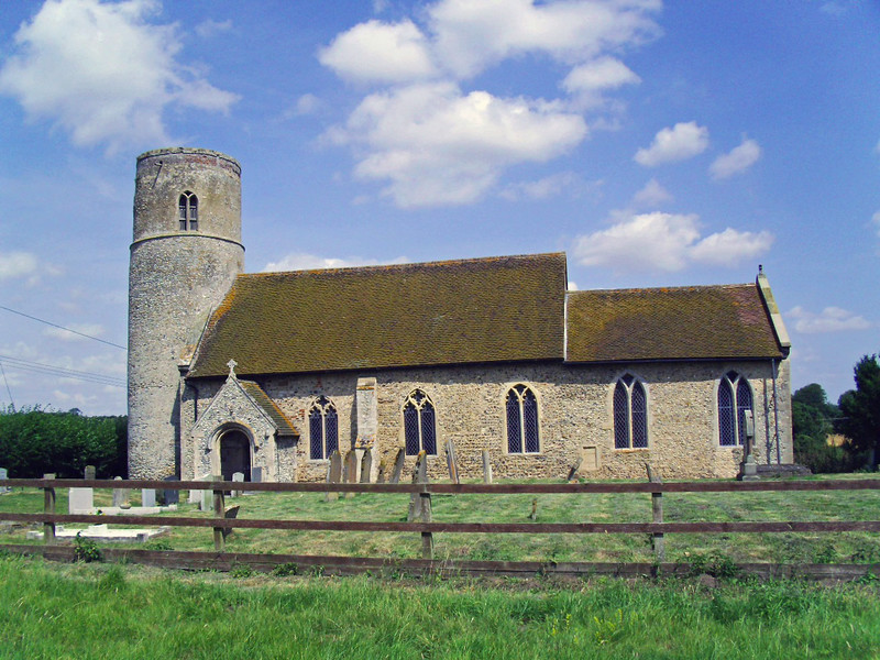Threxton Church.