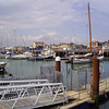 Lowestoft Outer Harbour.  10th July 2011
