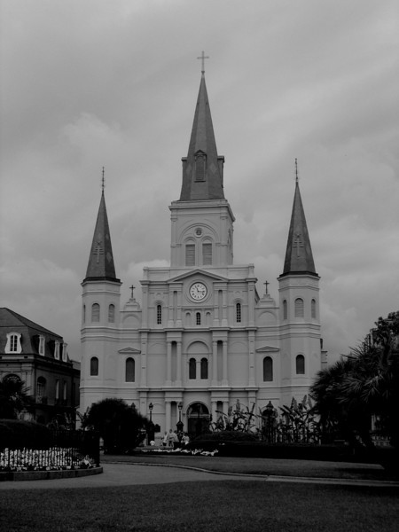 St. Louis Cathedral; New Orleans, Louisiana