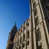 Mormon Temple; Salt Lake City, Utah