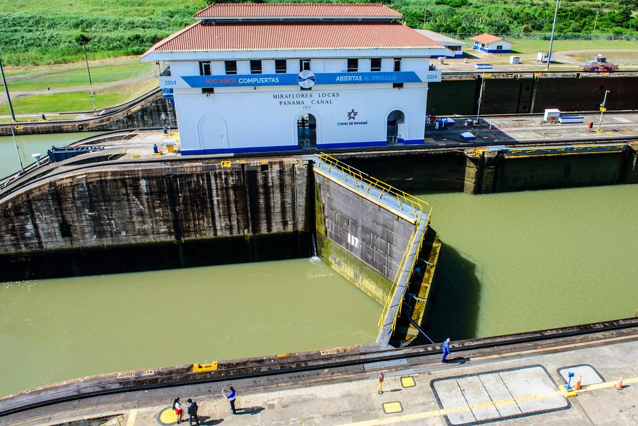Panama Canal - An Engineering Marvel