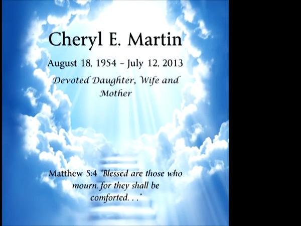 Cheryl Slideshow