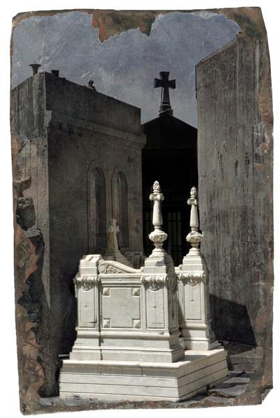 Artful Gravesite