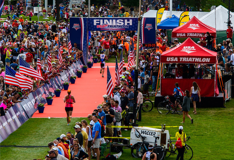 USA Triathelon, Milwaukee 2013