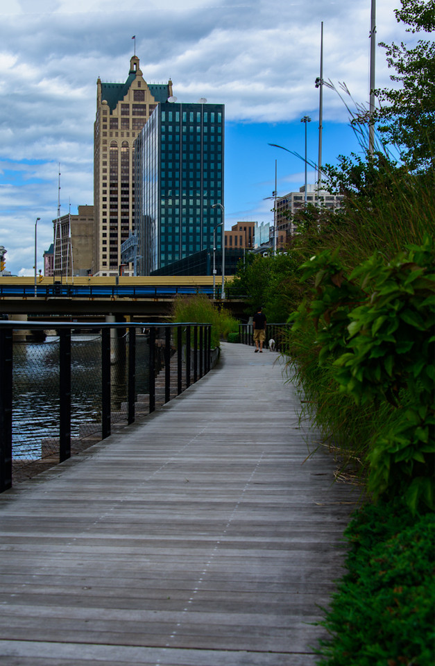 River Boardwalk