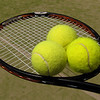 "Day 5<br /> <br /> Tennis, love it. My old man sent me two of those Prince rackets. They are awesome, mind you the string is perhaps a tad too much ""trampoline"" for my liking. Still an awesome ""whip"" on those rackets. <br /> <br /> The balls are quite old and flat, makes 'em easy to practice with =)."