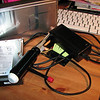 Day 31<br /> <br /> WHOOOP WHOOOP<br /> <br /> Abandon all hope ye who enter here with Data!.<br /> <br /> Man, what a day I had two external drives fail on my at home today (one of which is pictured) - quite ironic really seeing that I went out to Parramatta today to replace a broken HDD. <br /> <br /> I chucked a Tarzan (I went from branch to branch). Yep that's what I'll call it from now .. a Tarzan.
