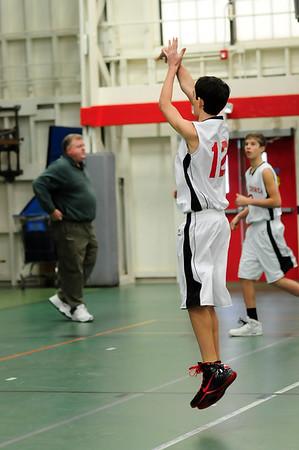 Wills Basketball Team 2010-11