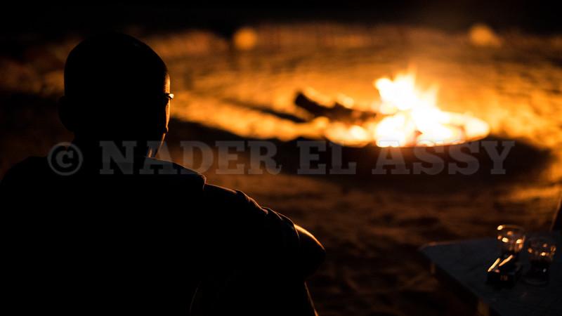 Watching Fire