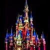 Disney light show