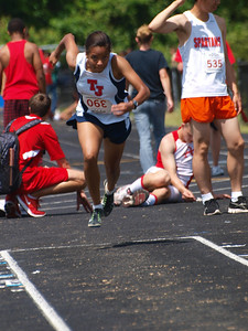 Track Meet, Jefferson HS