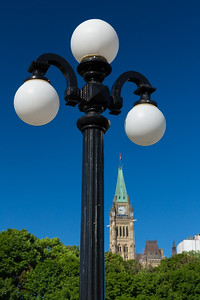 Peace Tower and Post