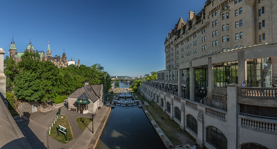 Rideau Canal Locks