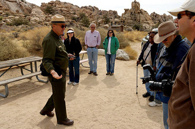Desert Queen Ranch Tour, Joshua Tree National Park. Photography by Alan Haynes.