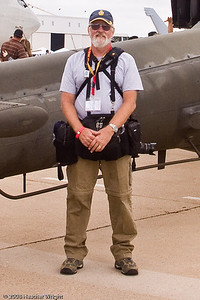 At the Miramar Air Show in 2008.  Photo by Heather Wright.