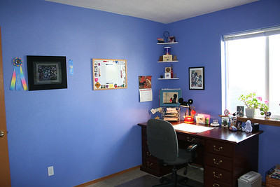 Melissa's Office/Craft Room