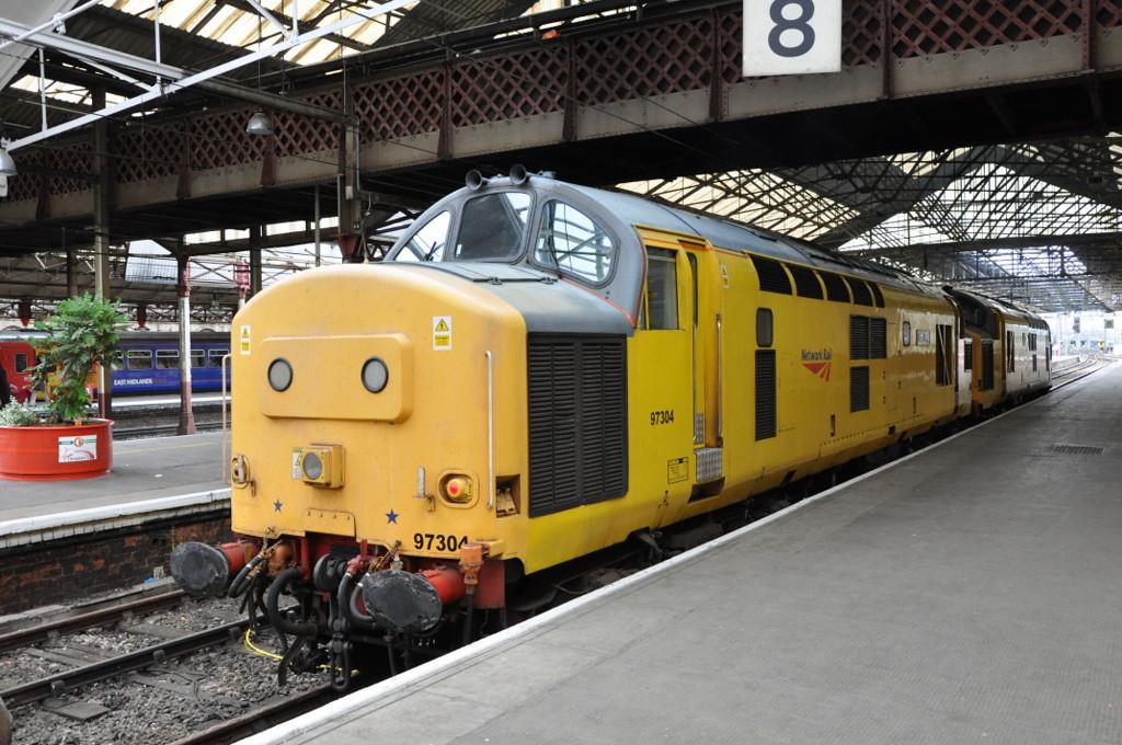 97304 and 97303, Crewe.