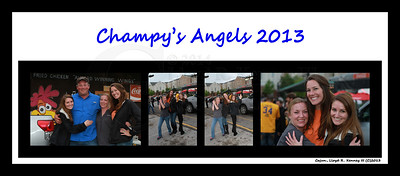"""Champy's Angels 2013""  On Saturday April 27th, 2013 Seth (Owner of Champy's) will hold his First ChampyNooga Blues Fest. I will be there to capture the moment for all the wonderful folks of Champy's. Photography By Lloyd Kenney III, The Cajun, (C)2013 All Rights Reserved. Contact Info: lloydkenneyiii@gmail.com"