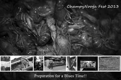 """PREPARATION for a BLUES FEST""  On Saturday April 27th, 2013 Seth (Owner of Champy's) will hold his First ChampyNooga Blues Fest. I will be there to capture the moment for all the wonderful folks of Champy's. Photography By Lloyd Kenney III, The Cajun, (C)2013 All Rights Reserved. Contact Info: lloydkenneyiii@gmail.com"