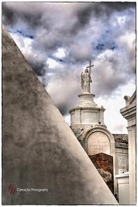 St. Louis Cemetery #1, New Orleans, LA (HDR Images)