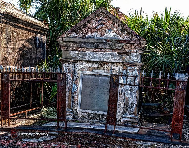 St. Louis Cemetery #2, New Orleans, LA (HDR Images)