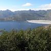 Spirit Lake as seen from Windy Ridge, Mt. St. Helens