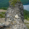 Stone Pillar From Above