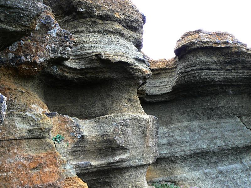 Clay Cliff Erosion