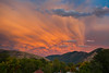 Incredible sky over downtown Missoula