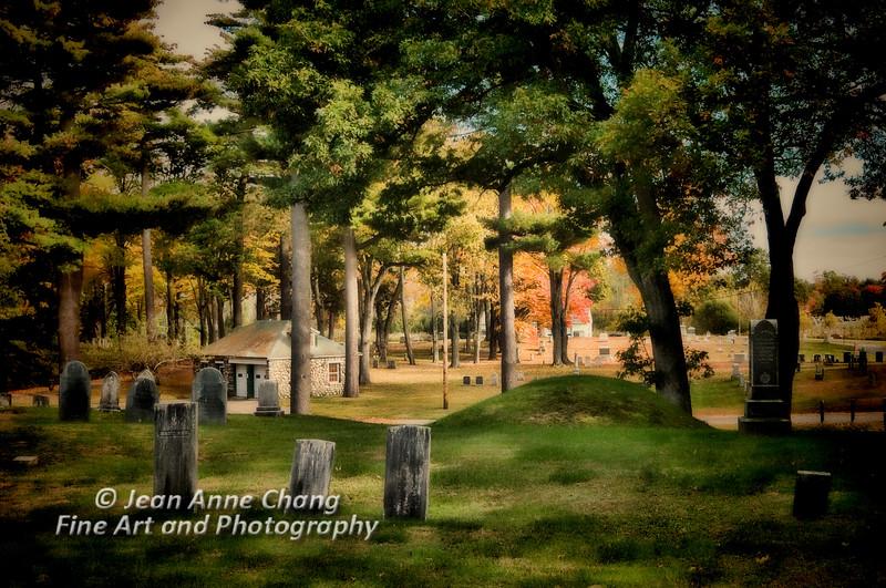 Wildwood Cemetery, Wilmington, MA