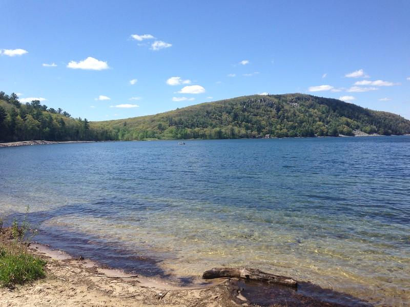 devil's lake state park, wi<br /> summer 2014
