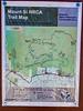 Mt Teneriffe trail map