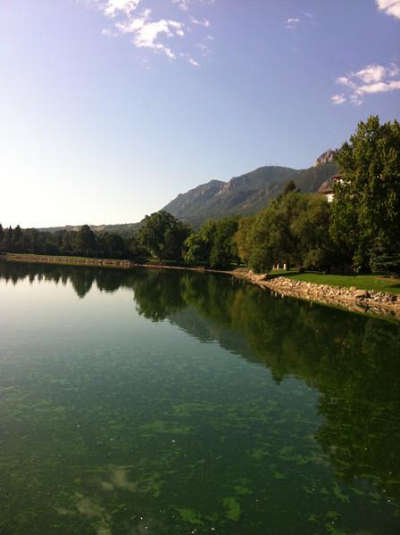 The Broadmoor<br /> Colorado Springs