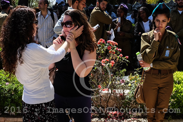 Israel Commemorates Memorial Day 2016