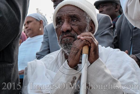 Israel: Ethiopian Sigd Celebration 2015