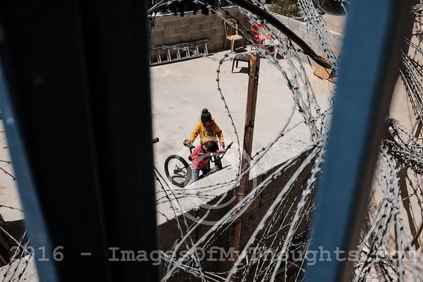 Jewish Residents in Palestinian Silwan, Jerusalem, Israel