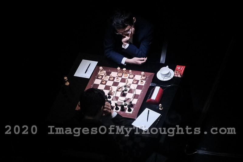 FIDE World Chess Grand Prix 2019 Jerusalem