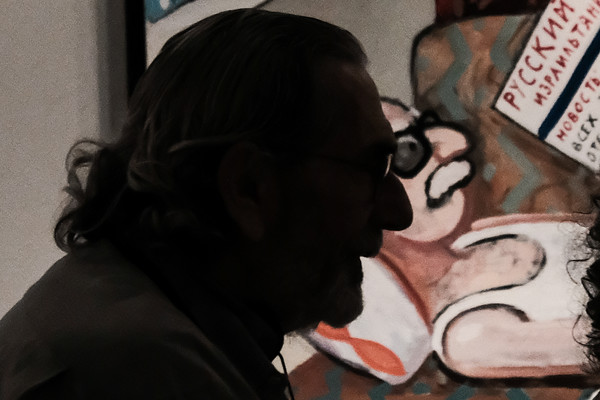 Zoya Cherkassky Exhibits 'Pravda' at Israel Museum